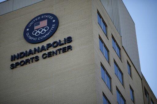 Hauptsitz von USA Gymnastics in Indianapolis