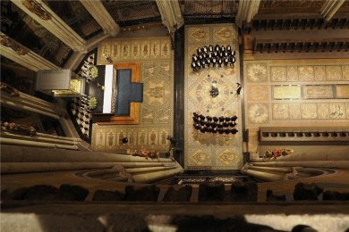 Den Kölner Dom gibt es auch als virtuelle Realität - ein Angebot des Westdeutschen Rundfunks.