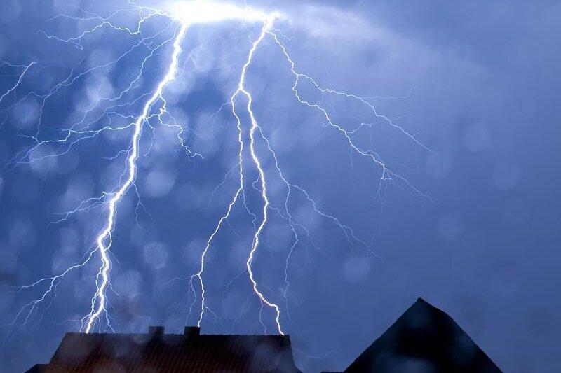 Sturmböen, Hagel, Starkregen: Deutscher Wetterdienst erwartet schwere Gewitter in Sachsen