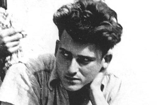 Schriftsteller Gert Hofmann
