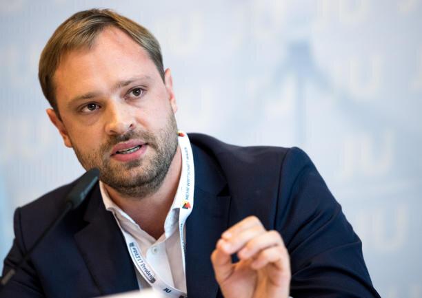 CDU-Generalsekretär Alexander Dierks