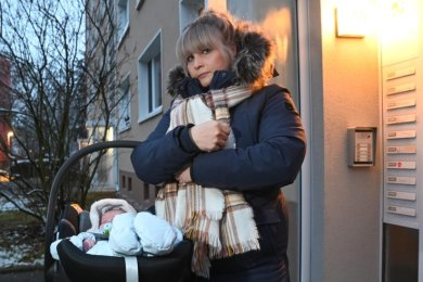Madlen Langer ärgert sich über unnötige Probleme beim Einkaufen mit ihren Kindern.