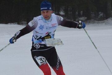 Anspruchsvolle WM in Estland gemeistert: Skiorientierungsläufer Bernd Kohlschmidt.
