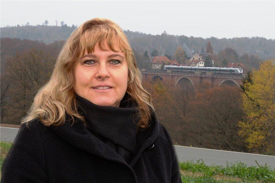 Daniela Hommel-Kreißl - Frühere Bürgermeisterin von Pöhl