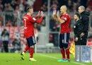 Robben und Ribery glänzten gegen Benfica Lissabon