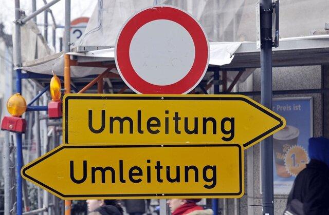 Dutzende Baustellen im Kreis behindern Straßenverkehr