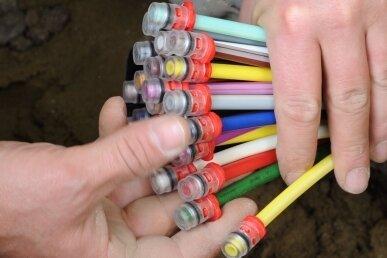 Über Glasfaser soll das flotte Internet in die noch unterversorgten Gebiete gebracht werden.