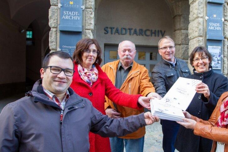 Plauener Imkerverein veröffentlicht Festschrift zum 150-Jährigen