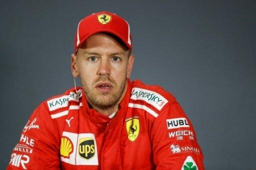 """Sebastian Vettel hofft, der """"Renngott wird netter sein"""""""
