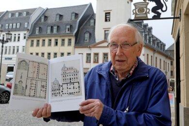 Der ehemalige Stadtrat Dr. Günther Bormann.