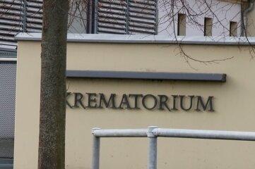 Das Krematorium arbeitet derzeit im Drei-Schicht-Betrieb.