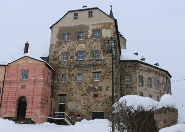 Am Mühltroffer Schloss bleibt noch einiges zu tun. Priorität hat in diesem Jahr erst einmal die Beseitigung eines Dachschadens.