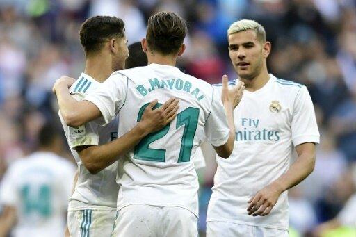 Real Madrid mit erfolgreicher Generalprobe