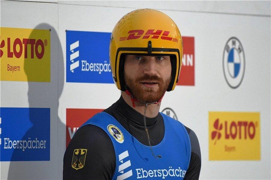 Chris Eißler - Rennrodler