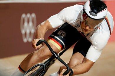 Maximilian Levy avancierte in Tokio mit zwei fünften und einem sechsten Rang zum besten deutschen Sprinter.