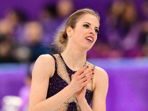 Carolina Kostner will ihre Karriere noch nicht beenden