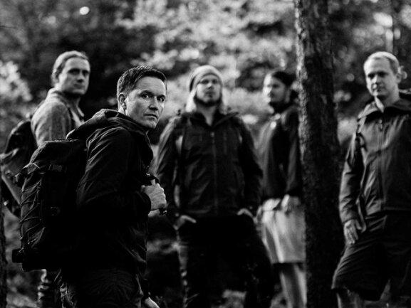 Die thüringische Metalband Heaven Shall Burn.
