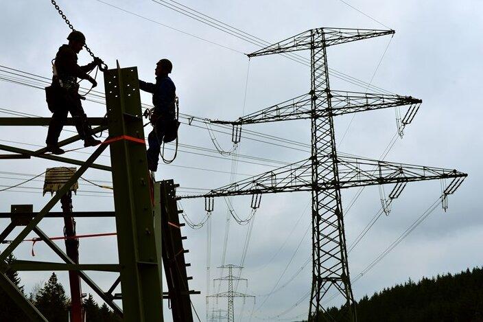 Neue Stromtrassen erhitzen die Gemüter