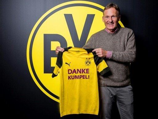 BVB-Sondertrikot für das letzte Heimspiel des Jahres