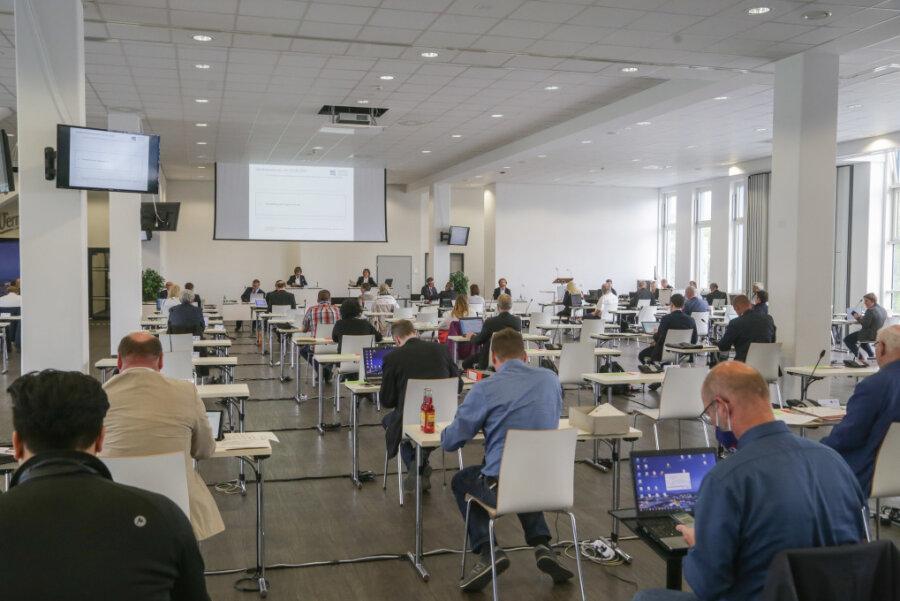 AfD und Pro Chemnitz scheitern im Stadtrat mit Aktion gegen Flüchtlingsaufnahme