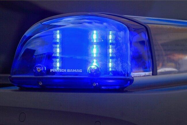 Die Polizei war am Donnerstagabend bei einem Unfall im Eichigter Ortsteil Birkigt im Einsatz.