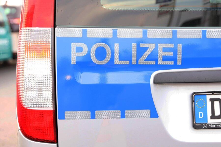 Rechte Schmierereien - Polizei stellt junge Täter in Plauen
