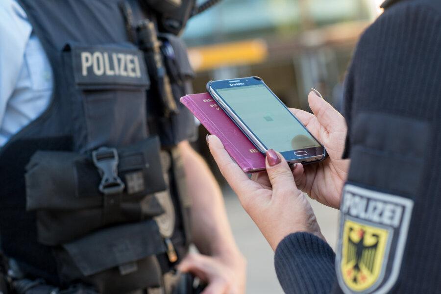 Bundespolizei unterbindet unerlaubte Einreise