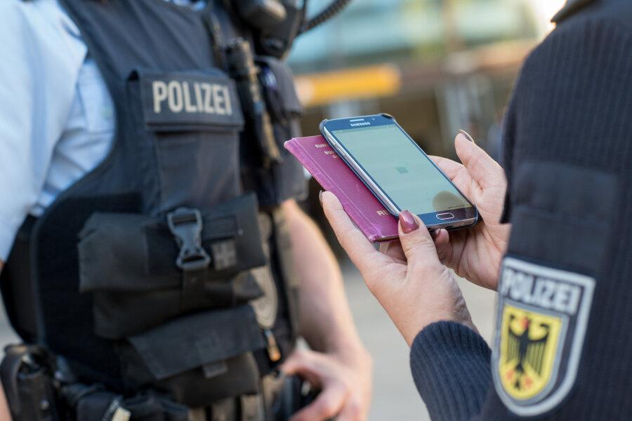 Mann bei Grenzkontrolle verhaftet