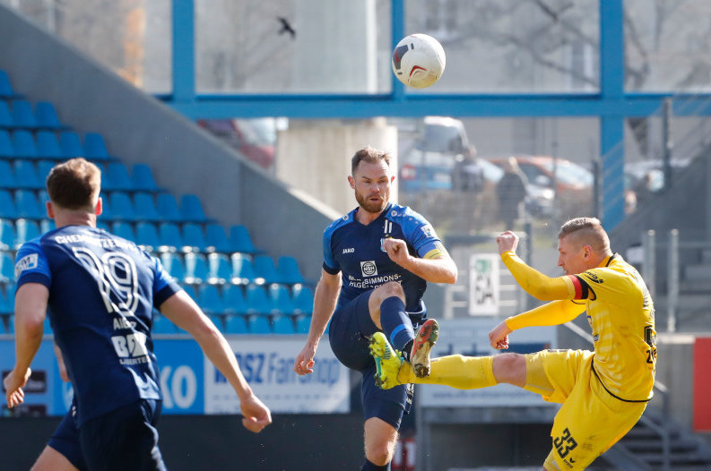 Chemnitzer FC entscheidet Duell gegen Auerbach für sich
