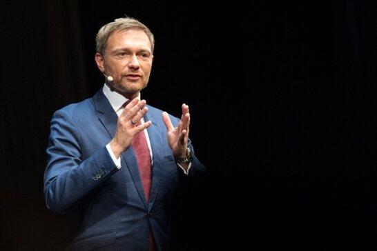 FDP-Chef Christian Lindner will mit seinen Liberalen nicht nach links oder rechts. Er will nach vorne.