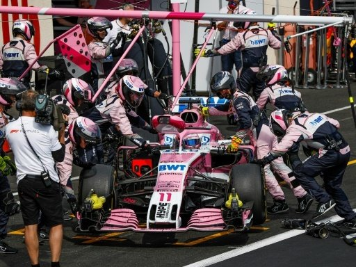 Force India startet in Spa unter neuem Namen