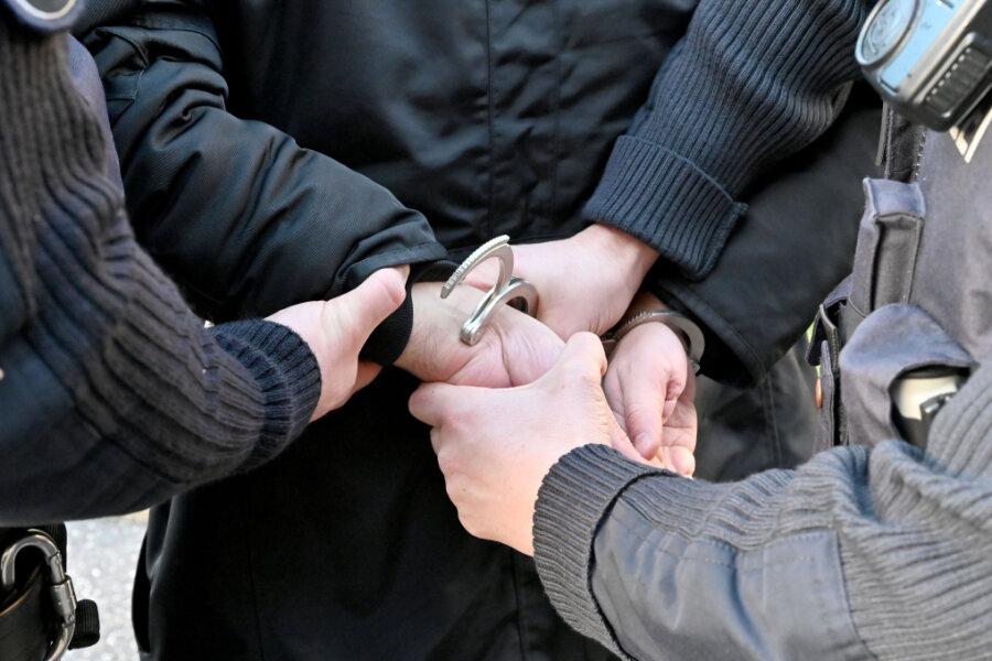 Mutmaßlicher Drogendealer in Chemnitz festgenommen