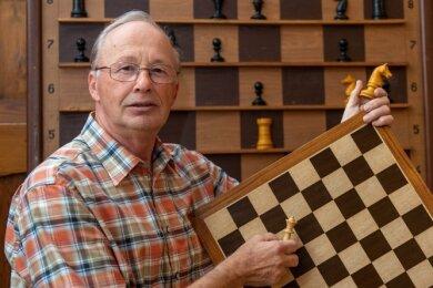 Lothar Naumann vom Geringswalder Schachklub feierte kürzlich seinen 70.Geburtstag.