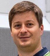 André Wolf - Spitzenspielerdes TSV Penig