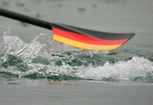 Oliver Zeidler konnte im Einer keine Medaille gewinnen
