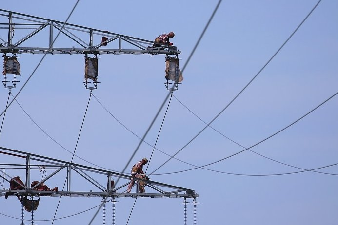 Protest gegen Stromtrasse: Bürgerinitiative feiert Erfolg