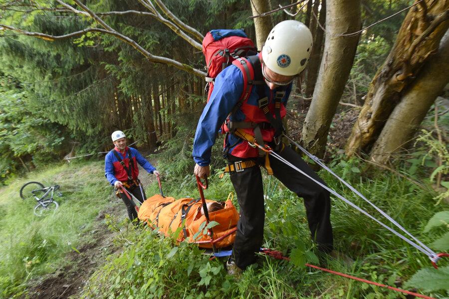 Leichtsinn und Klimawandel fordern Bergwacht wie nie