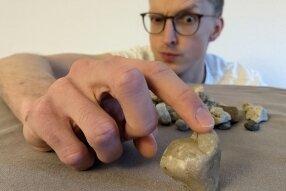 VORSICHT SATIRE: RÜCKBLICK AUF DIE WOCHE: Tonnenschwerer Coup macht Diebe steinreich
