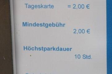 Derzeit beläuft sich der Einheitstarif auf 2 Euro. Das könnte sich ändern.