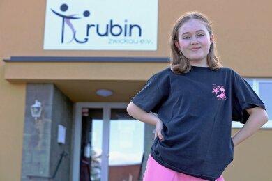 Anika-Sophie Gehrisch steht als beste sächsische Hip-Hop-Tänzerin für den Bundessieg in der Kategorie Young Teens zur Wahl.