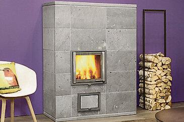 Specksteinöfen - behagliche Wärme zum Verweilen