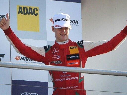 Schumacher fährt nächste Saison wohl in der Formel 2