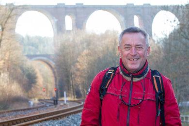 Plauens Oberbürgermeister Ralf Oberdorfer (FDP).