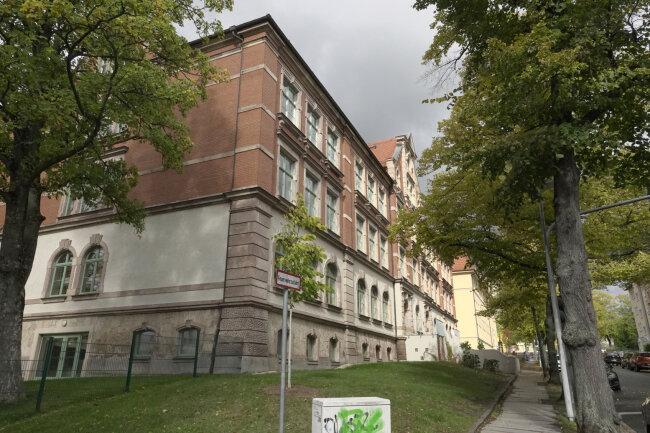 ...Ludwig-Richter-Grundschule im Stadtteil Hilbersdorf