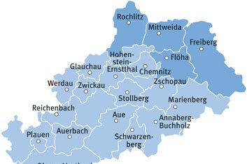 Zehn Jahre Landkreis Mittelsachsen