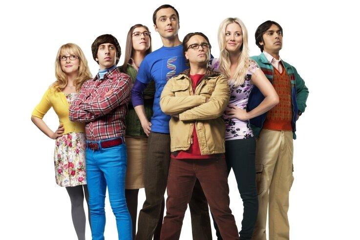 """Die mehrfach preisgekrönte Serie """"The Big Bang Theory"""" (2007 bis 2019) läuft montags bis freitags in Wiederholungen auf ProSieben und ist auf mehreren Streaming-Diensten abrufbar."""
