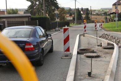 Der Bau der beiden Verkehrsinseln soll noch in diesem Jahr abgeschlossen werden.