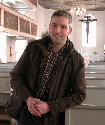Pfarrer Bernhard Stief wird am 29. Juni um 14 Uhr in der Weißenborner Kirche verabschiedet.