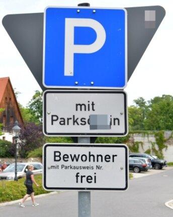 Der Parkplatz an der Geschwister-Scholl-Straße ist während des Bergstadtsommers für Anwohner freigegeben. Das gleiche gilt für den Platz an der Talstraße.