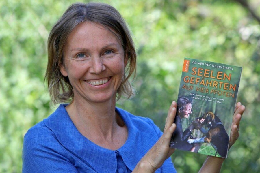 Die Tierärztin Dr. Wilma Staffa ist unter die Autorinnen gegangen. In einigen Tagen erscheint ihr erstes Buch.